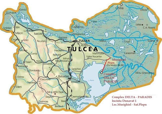 Accommodation Danube Delta Murighiol And Dunavat Pensiunea Delta