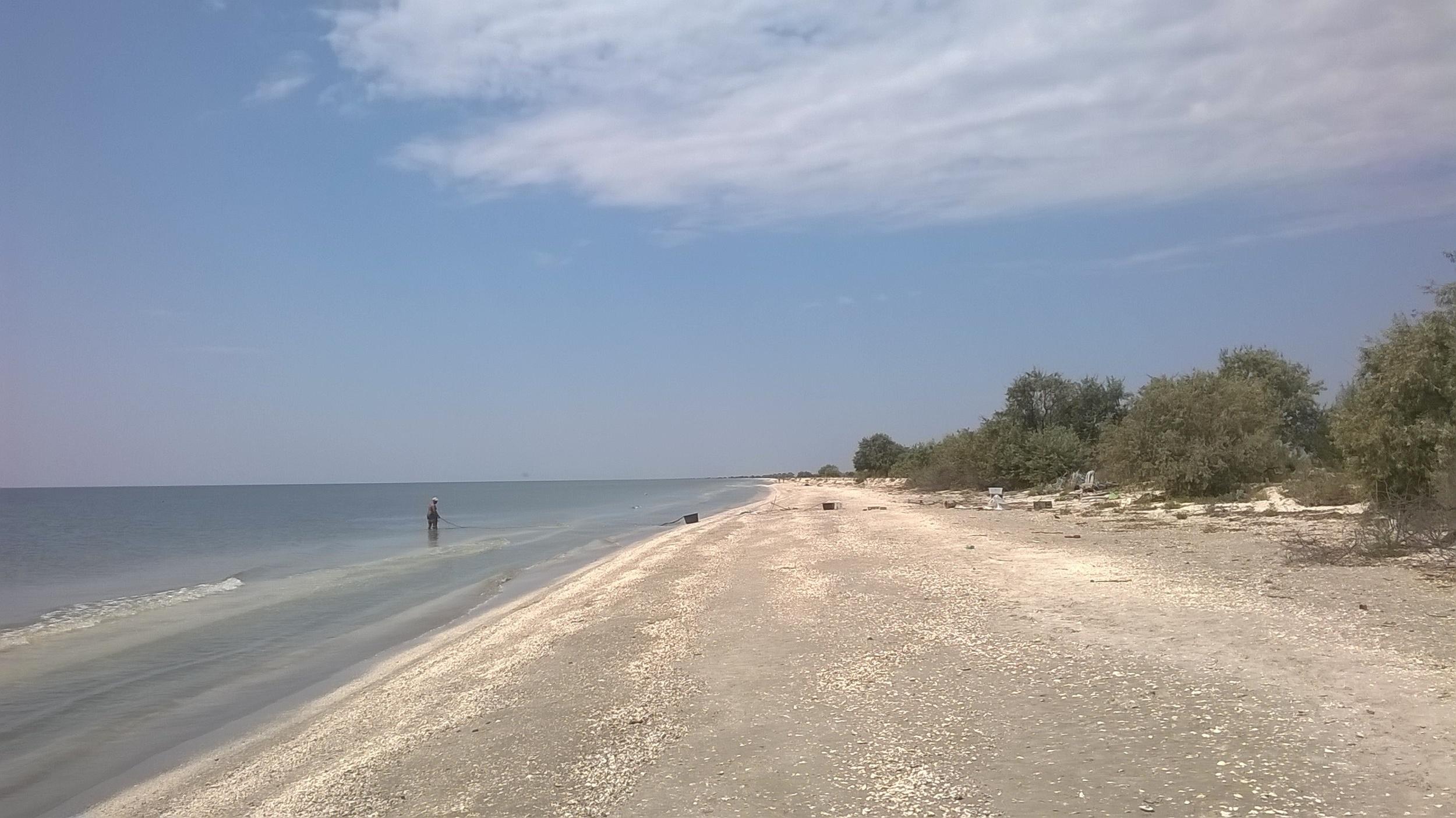 Plaja Perişoru  - dragoste la prima vedere