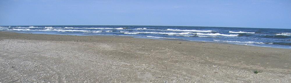 The Black Sea at Saint George beach