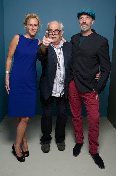 Lucy Paul, Ralph Steadman & Charlie Paul_Getty Images.JPG