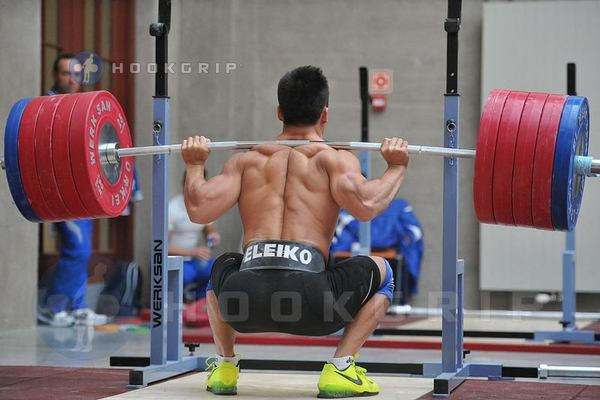 If skiers aren't squatting this low, they're wasting their time and limiting their performance