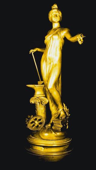 Gold 694