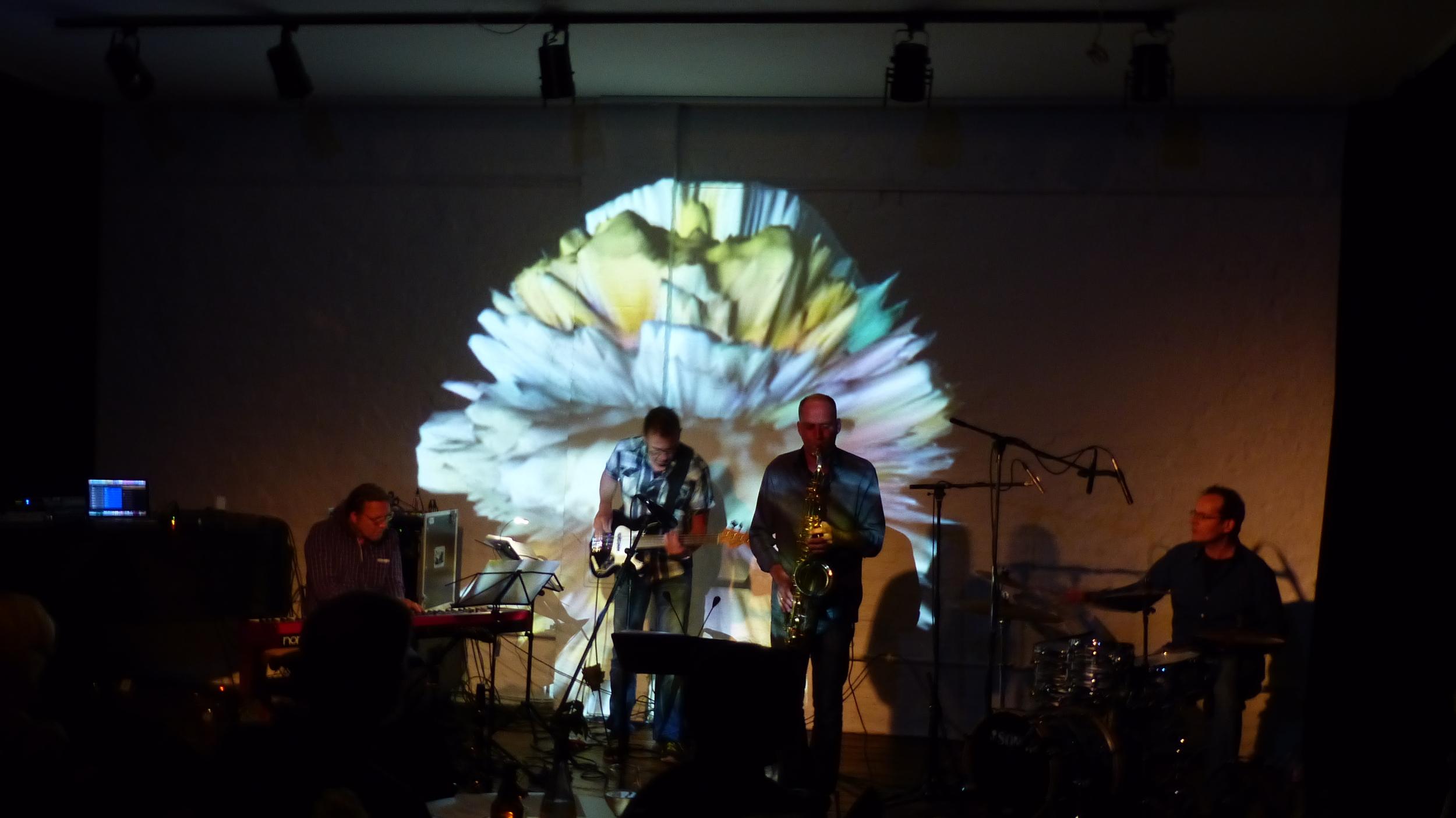 2015 - Video Installation - Andre Enthöfers Soundscapes II