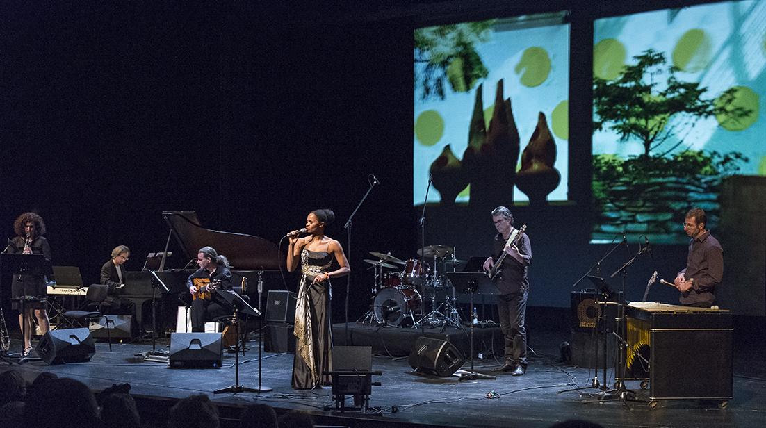 2014 Video Installation & Regina Advento Band - Opernhaus - Wuppertal