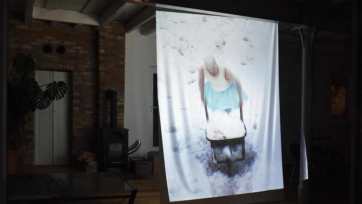 42xxx Kai Fobbe Regina Advento  Videoinstallation Wittensteinstr.  Public Art