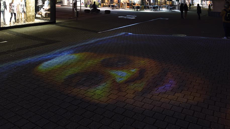 42xxx Kai Fobbe Regina Advento Videoinstallation  Public Art