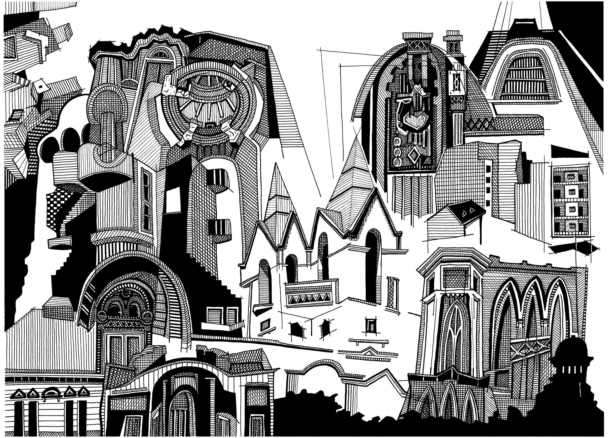 Buenos Aires - tinta sobre papel 30 x 40 cm .jpg