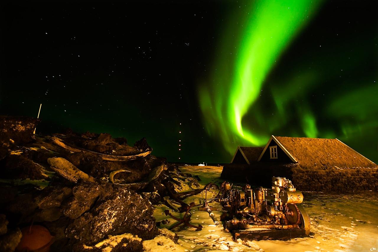 The Heritage musesum in Hellissandur, west Iceland