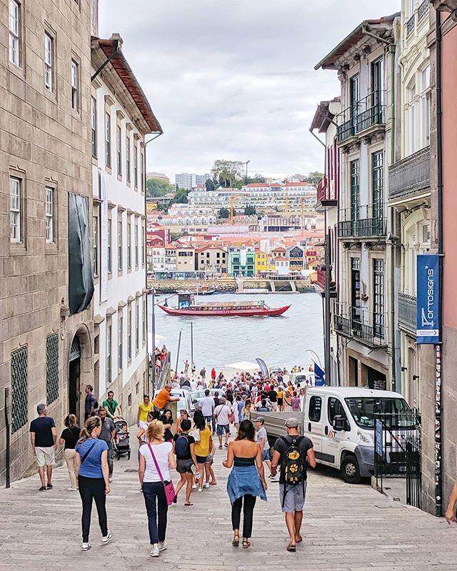 Oh Porto! 😍 . . #porto #oporto #portugal #oldtown #unesco