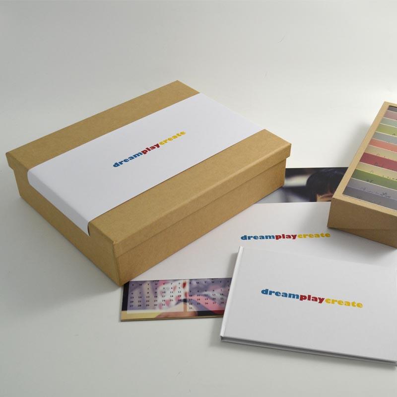 Cardboard Shoe Style Box
