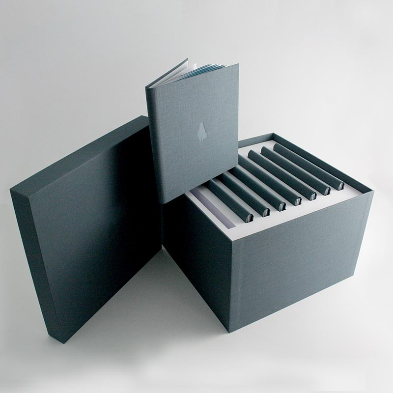 AKQA Shoe Style Box with Bespoke Insert