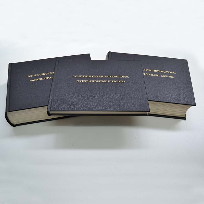 Leather Hard Back Books