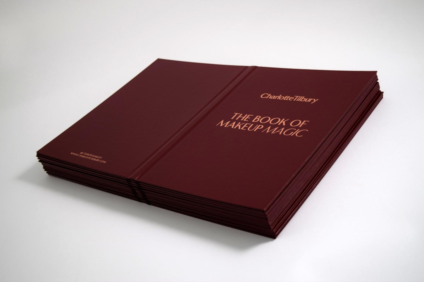 Copper Foil Book Covers
