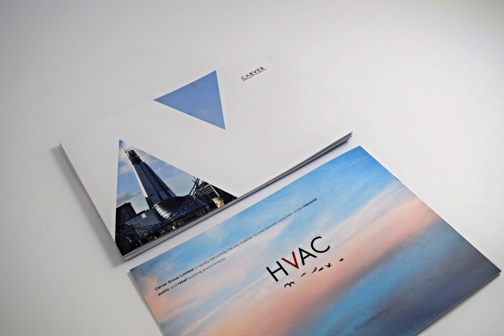 Booklet Printing HVAC