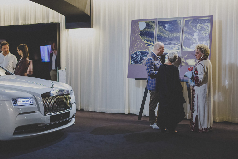 Rolls Royce Motor Cars - Mo Coppoletta