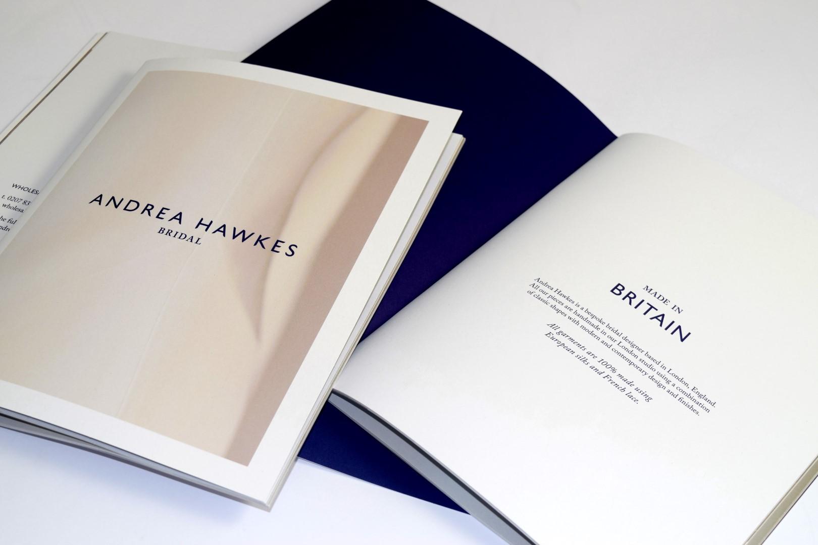 Andrea Hakes Bridal Lookbook