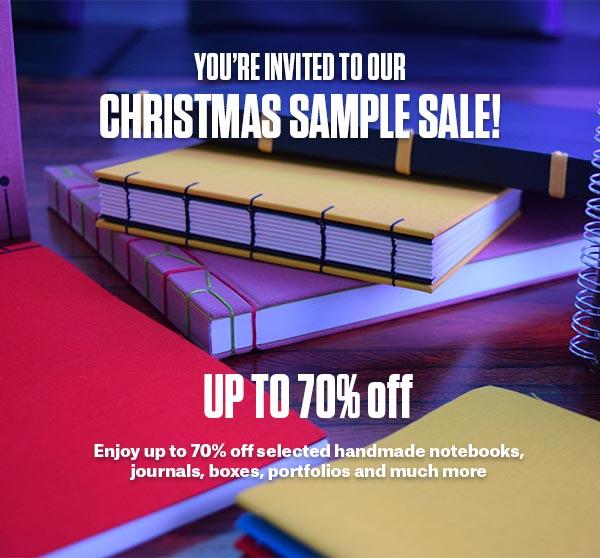 Christmas Bespoke Gifts Sale