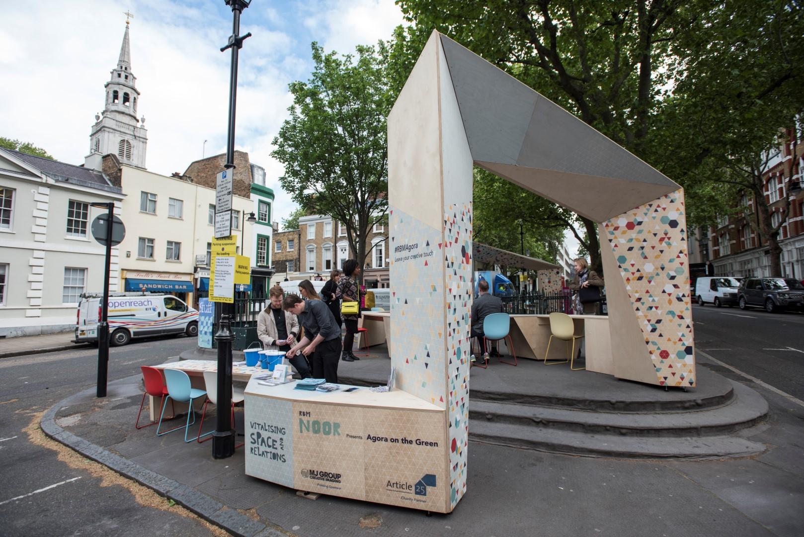 Exhibition Stands Clerkenwell