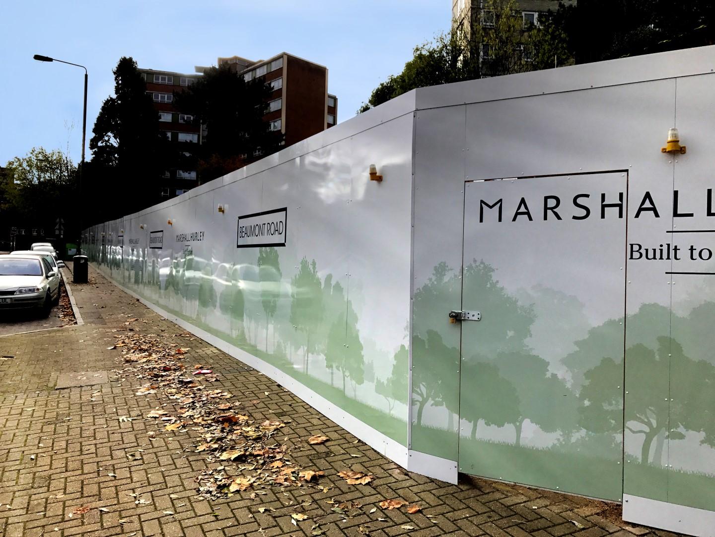 Marshall Hurley Hoarding