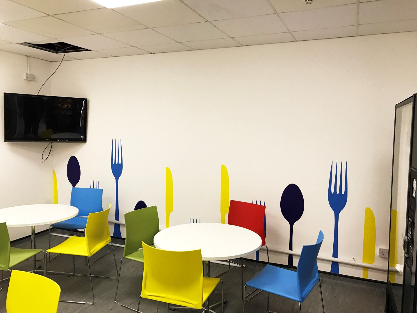 Canteen Office Graphics