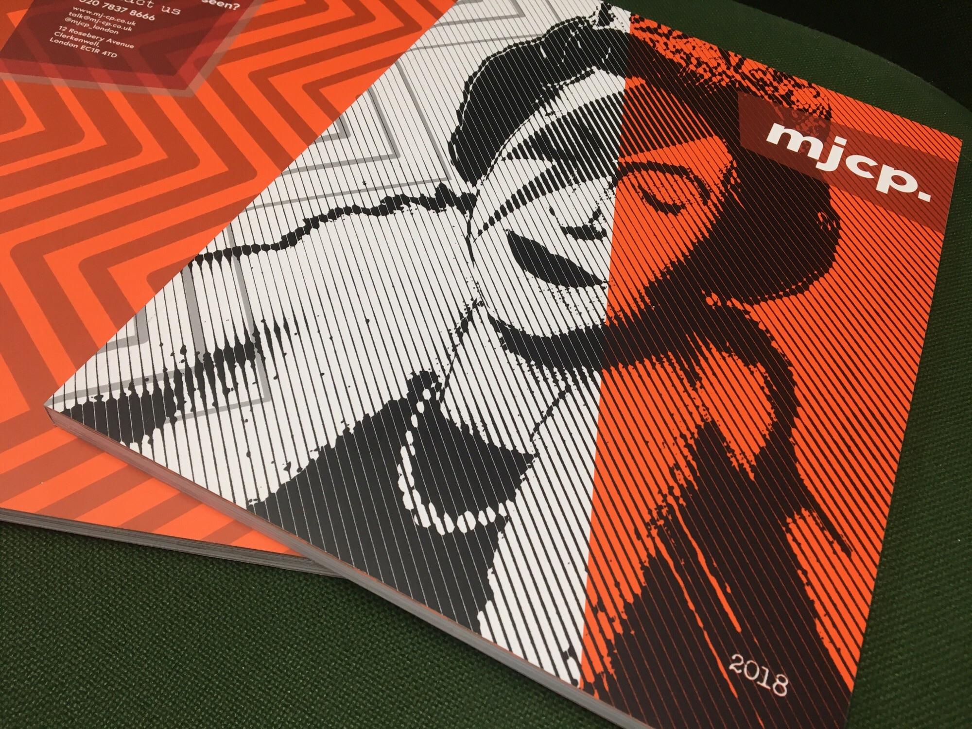 MJCP Printed Brochure