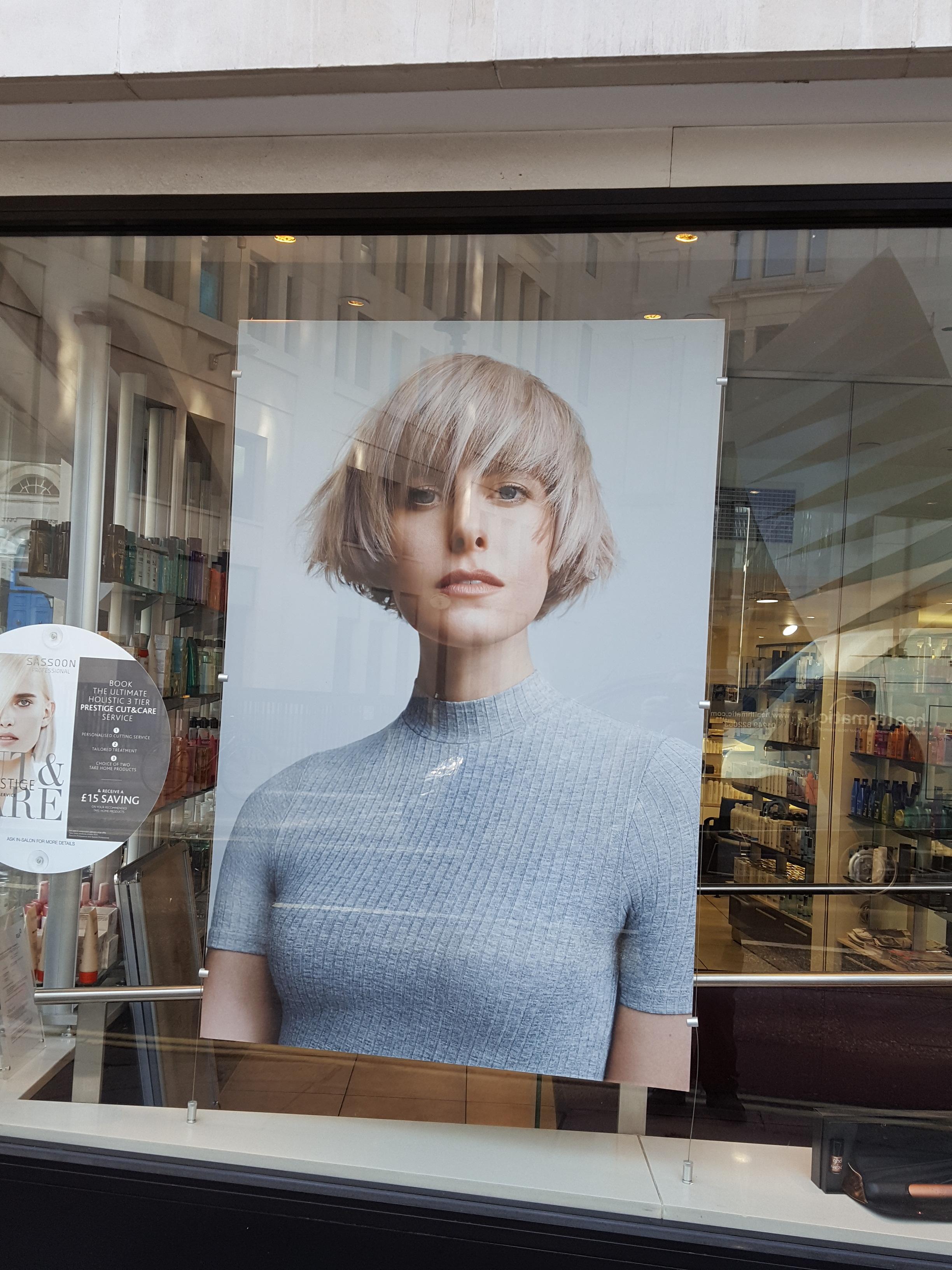 Window Retail Graphics