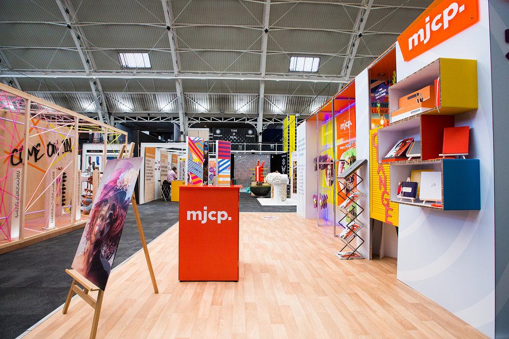 MJCP V&M Display 2018, Business Design Centre