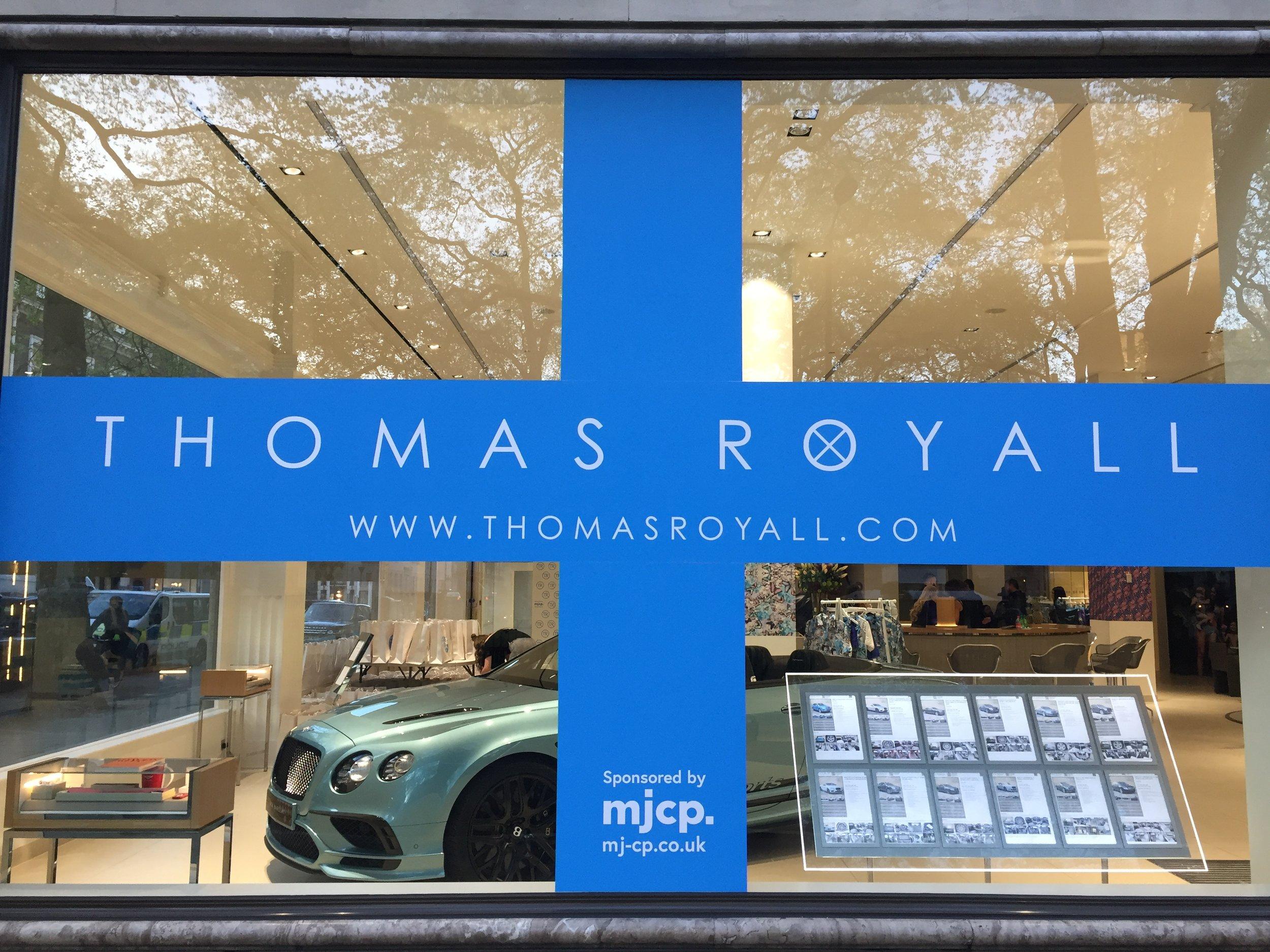 window graphics - retail