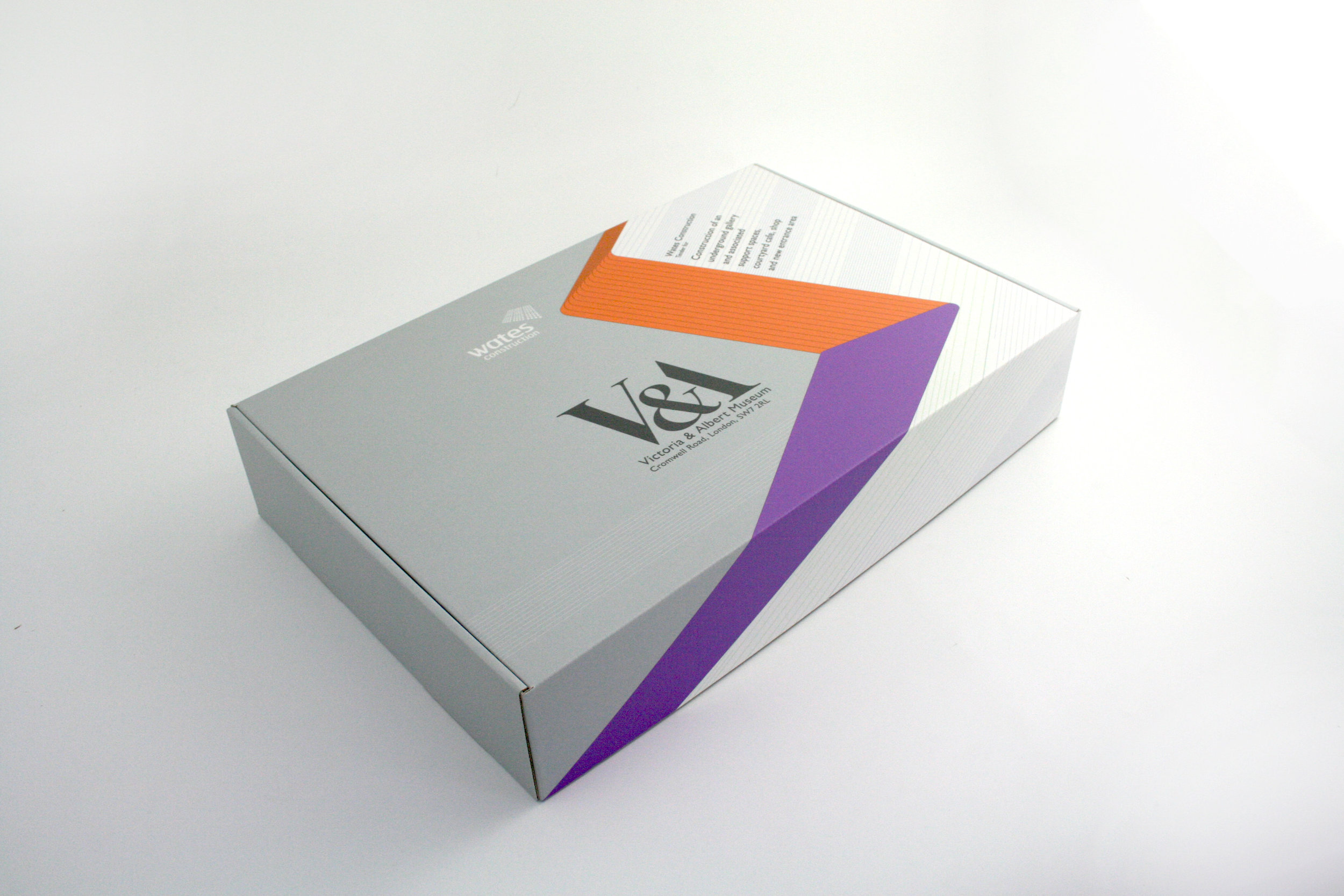 Amazon Boxes - Lightweight, printed paper over board.