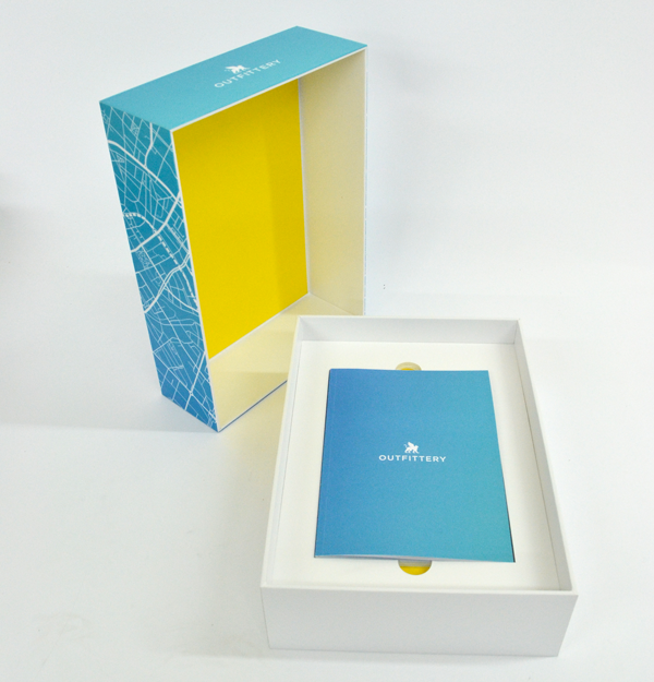 Outfittery Shoe Style Box with insert