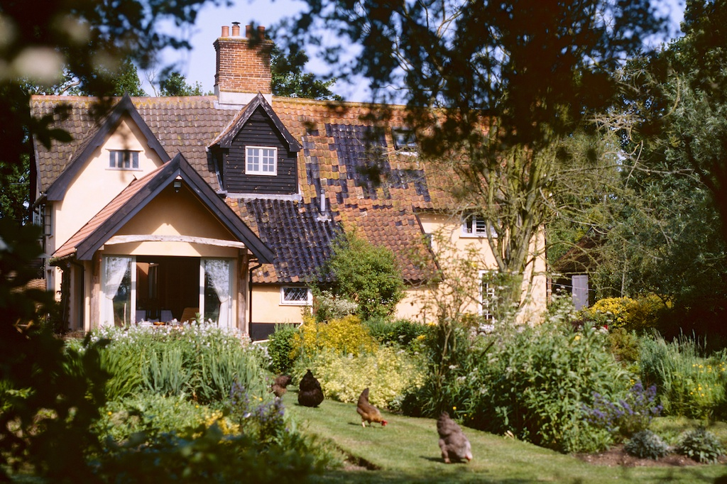 Camomile Cottage B&B in Suffolk