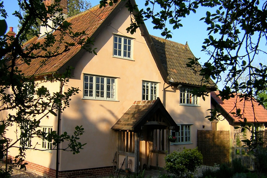 Camomile Cottage B & B in Suffolk