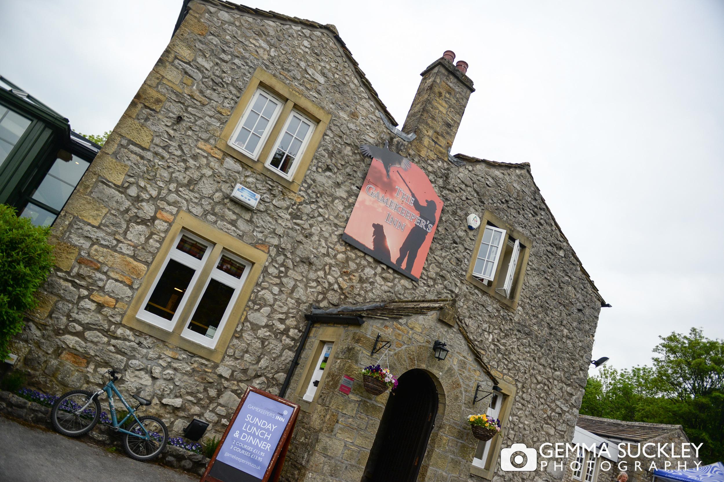 the Gameskeeper Inn, Theshfield