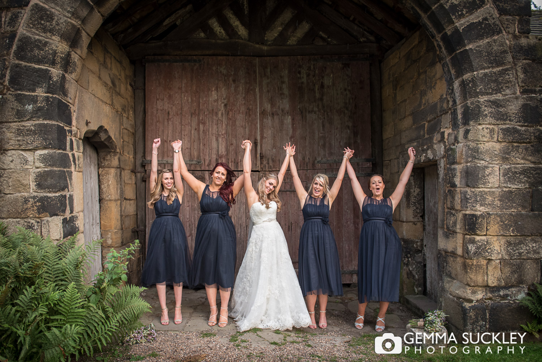 East-riddlesden-hall-bridesmaids.JPG