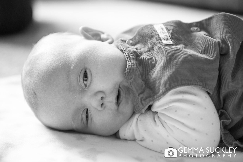 newborn baby photo in Leeds