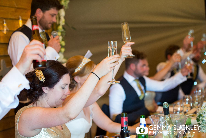 grooms speech at oaklands, East Yorkshire
