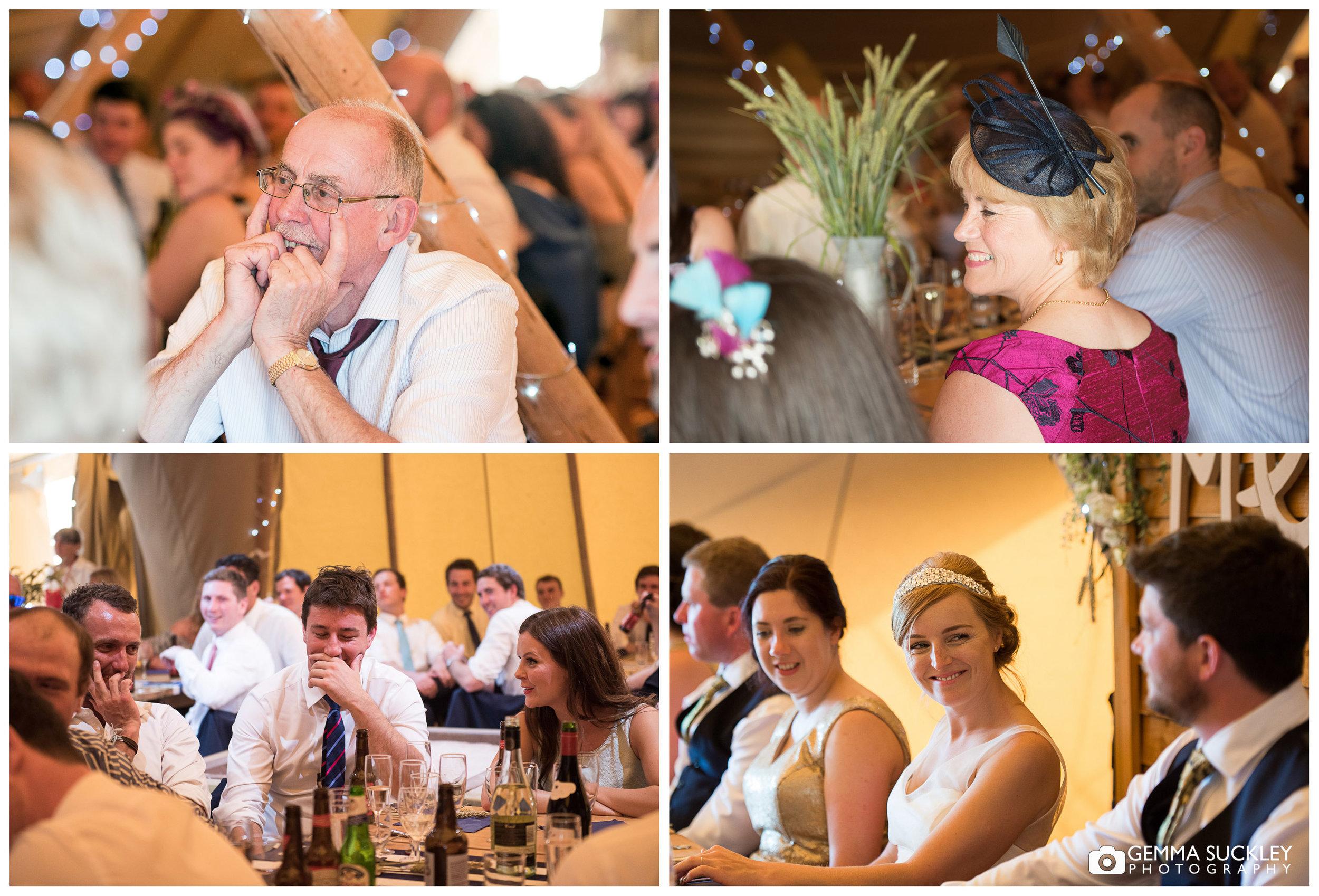 wedding speeches at Oaklands, driffield