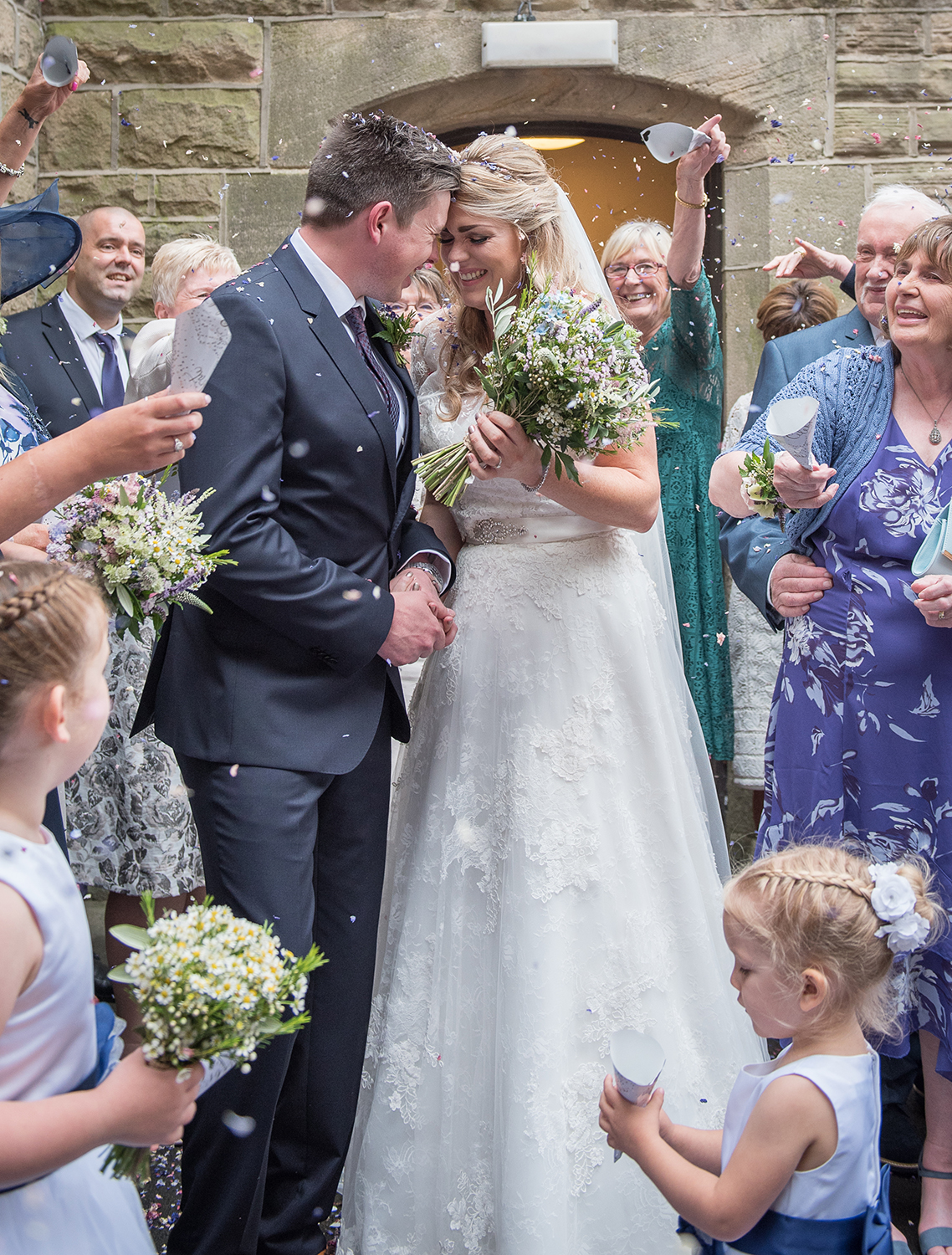Natural Wedding Photography Around Yorkshire & Beyond -