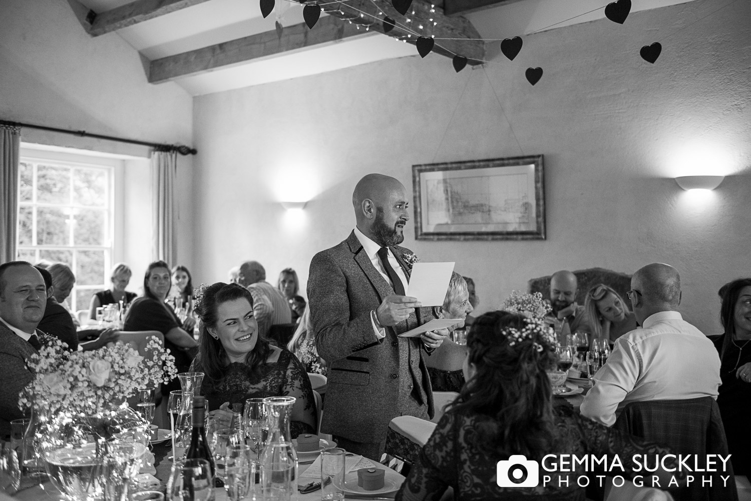 bestman's speech at blemount hall