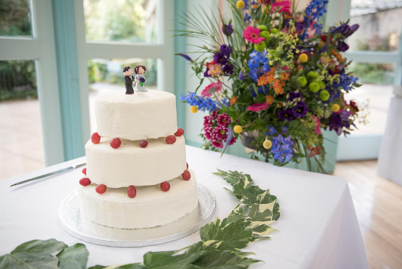 harrogate wedding cake