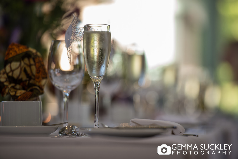 wedding champagne galsses