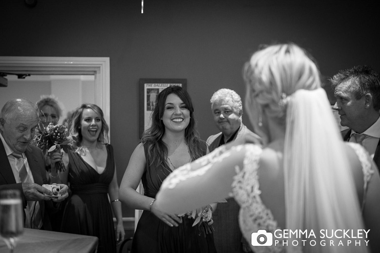 devonshire Fell wedding photography