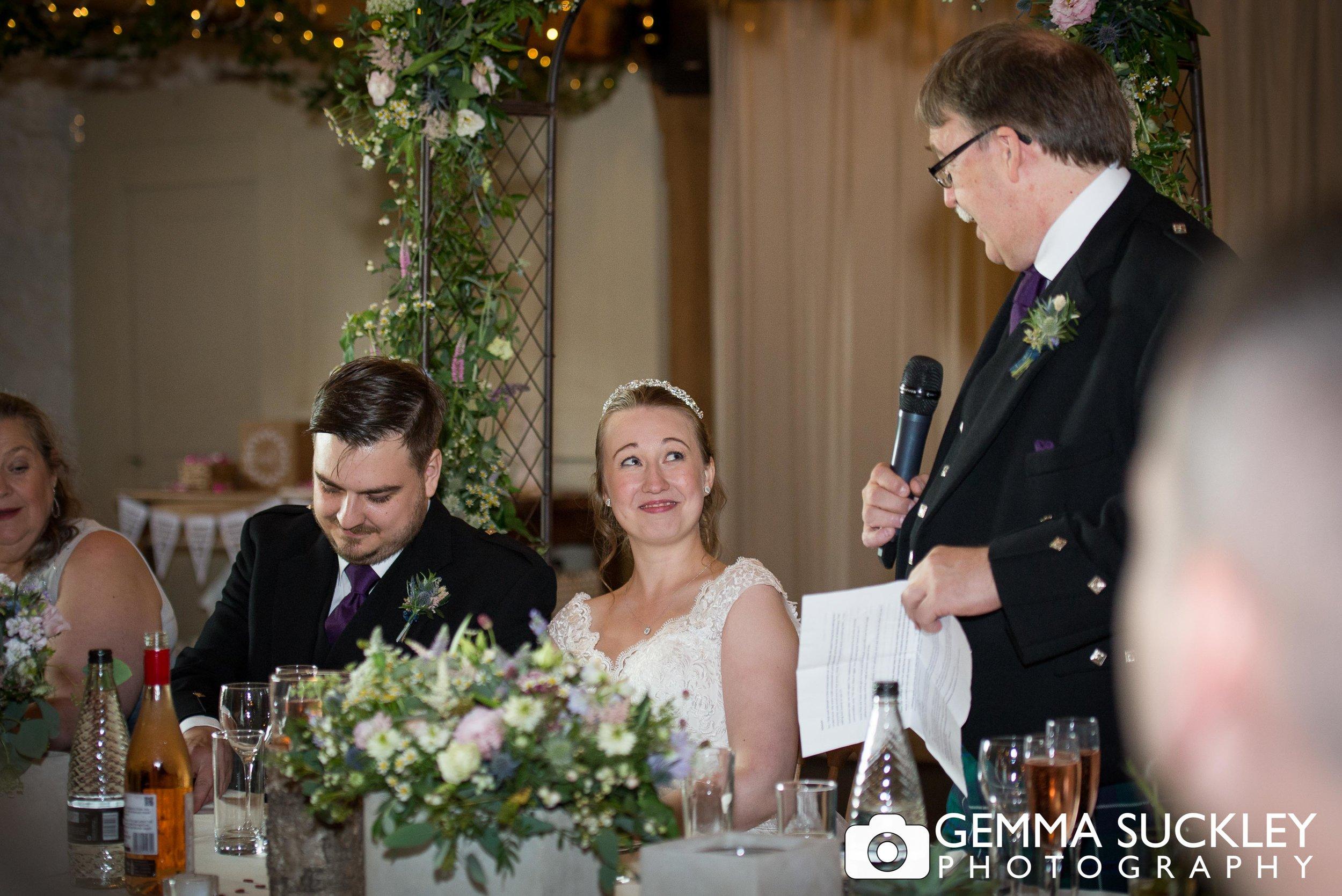father ofthe bride speech at east riddlesden hall