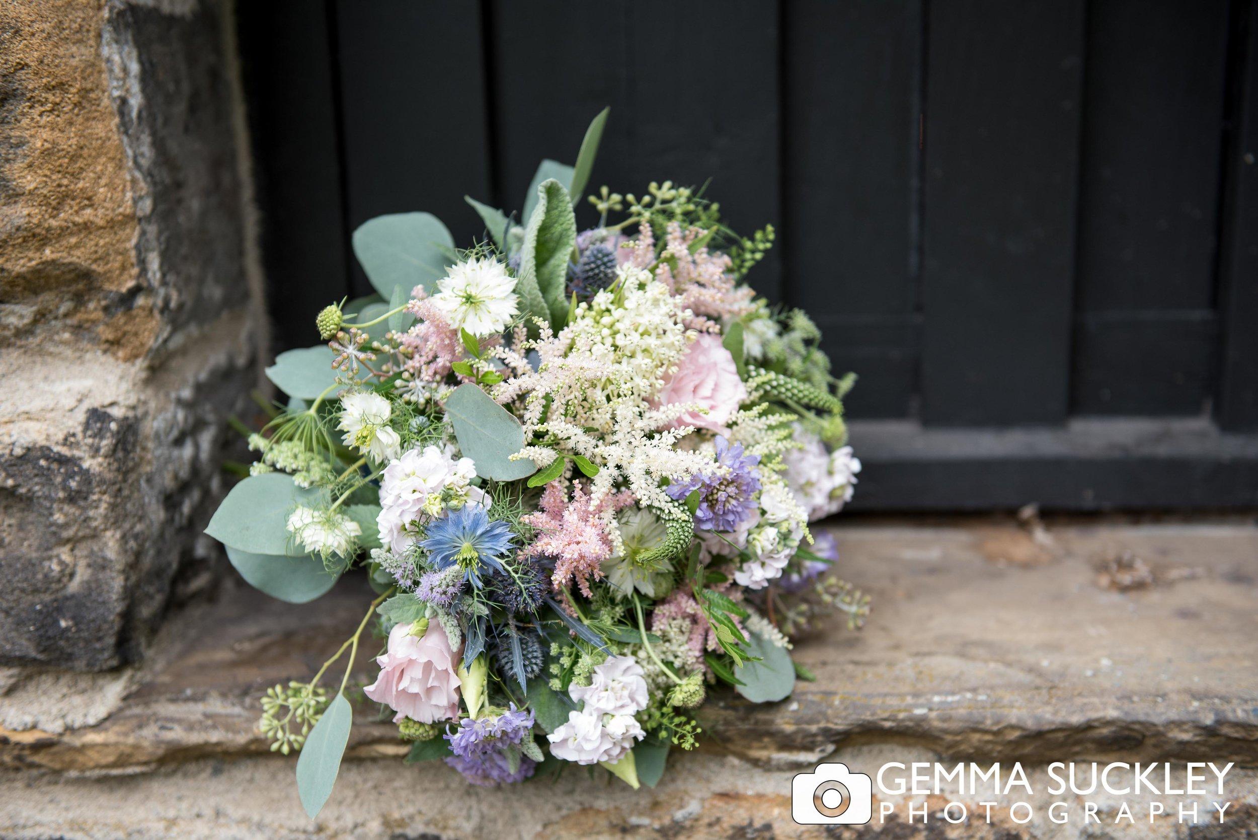 bridal bouquet by stem design