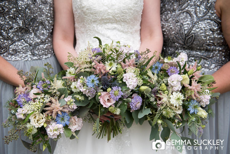 bridal flowers by stem design