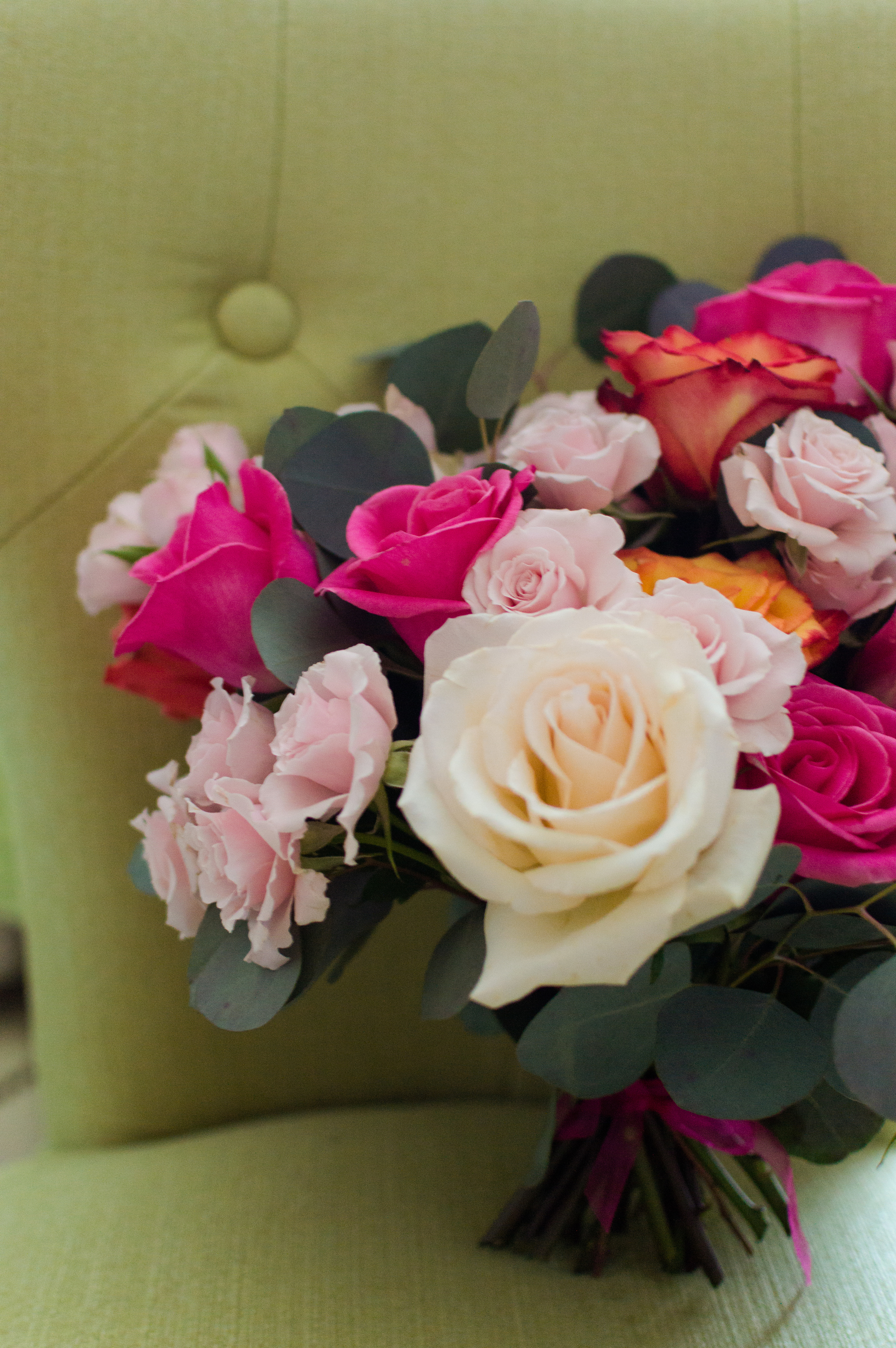 John and Jodie's Wedding Photography - Hand Tied Bouquet.jpg