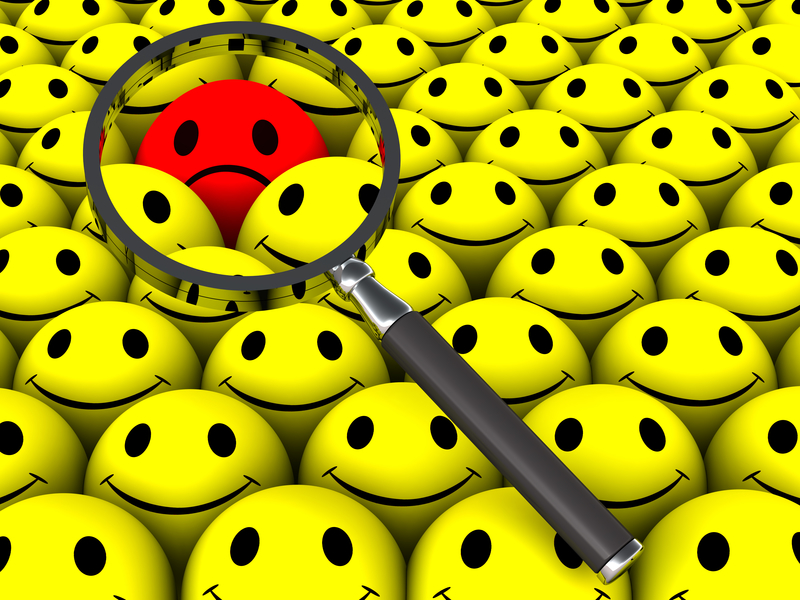 A  survey  found that 1 unhappy customer positions your business for a 45% Chance of a Bad Mention on Social media and 35% on A Review Site.
