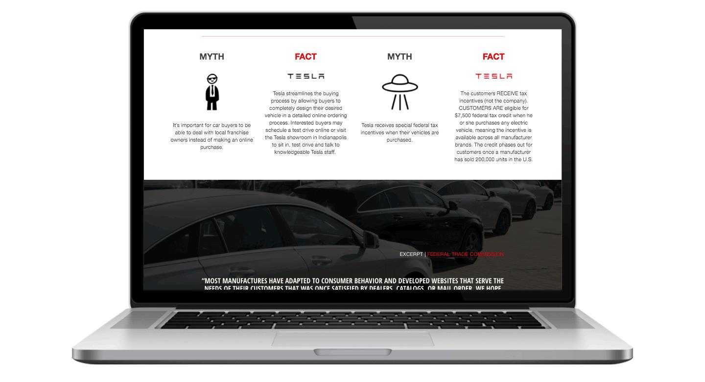 Tesla Project - Free Market Indiana