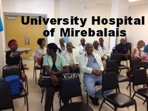 University Hospital of Mirebalais