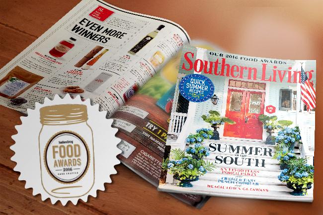 Food Award Southern Living